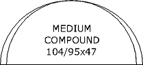 rysunek - medium compound
