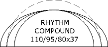 rysunek - rhythm compound